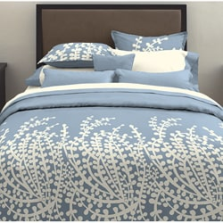 Branches French Blue 3-piece Comforter Set