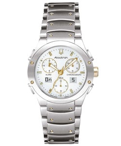 Accutron by Bulova Men's Chronograph Watch.
