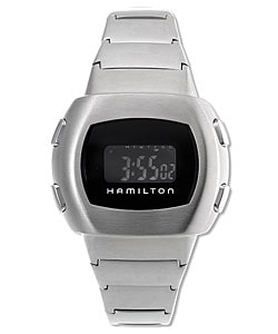 any current digital watches that look like the old armitrons etc there is also the hamilton men in black ii watch but they are hard to i m thinking about selling mine because i never wear it