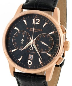 Stuhrling Original Aristocrat Citizen Quartz Watch.