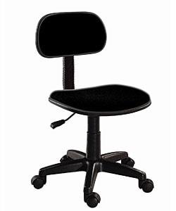 Ergonomic Armless Office Task Chair