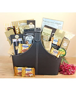 Executive Suite Gift Basket.