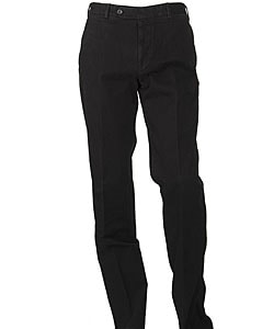Burberry Men's Black Cotton Pants