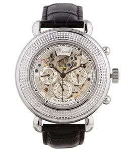 Marcel Drucker Collection Skeleton Automatic Watch.