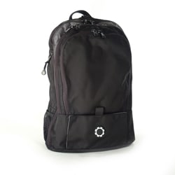 DadGear Basic Black Diaper Backpack.