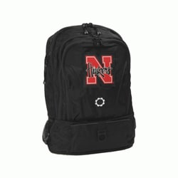 DadGear University of Nebraska Collegiate Diaper Backpack.