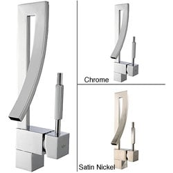 Modern Bathroom Faucet  :  kraus sink faucet modern