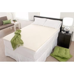 Eco-friendly 3-inch Memory Foam Mattress Topper