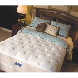 Serta Alleene Queen-size Plush Mattress Set