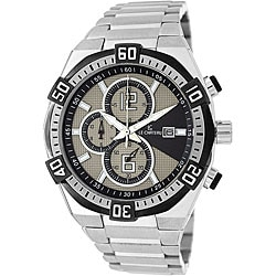 Le Chateau Men's Dinamica Casual Sports Watch.
