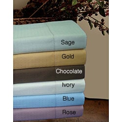 Isabella Clarke Egyptian Cotton 310 Thread Count Sheet Set