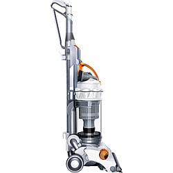 Dyson DC14 Steel/ White All-floor Vacuum (Refurbished)