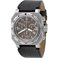 Zodiac Men's Icon Fashion Chronograph Watch.