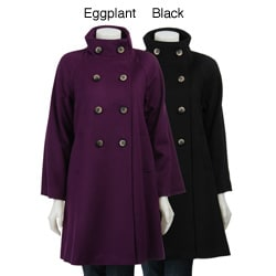 A.B.S By Allen Schwartz Women's Swing Coat