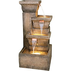 Ashboro 33-inch Zen Fountain