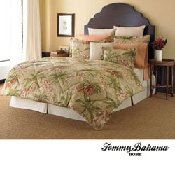 Tommy Bahama Viscaya 4-piece Comforter Set