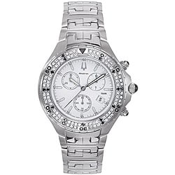 Accutron by Bulova Men's Val Disere Diamond Watch.