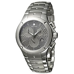 Movado Men's Sports Edition Stainless Steel Quartz Watch.